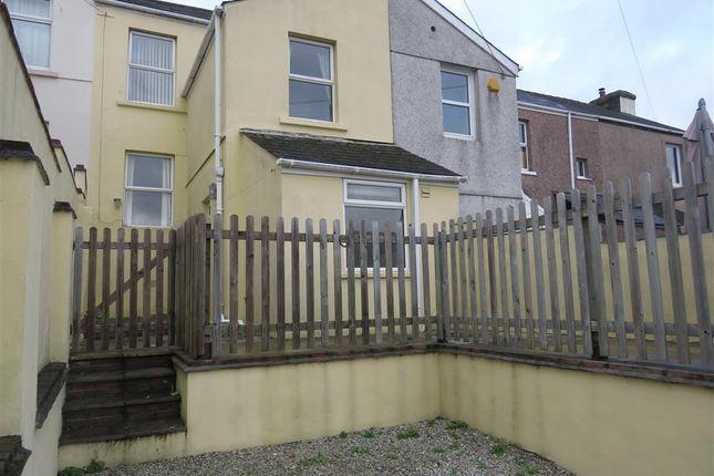 Thumbnail Property to rent in Caradon Terrace, Saltash, Cornwall