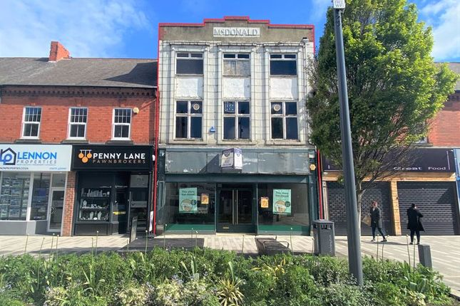 Thumbnail Commercial property for sale in 23 Station Road, Ashington, Northumberland