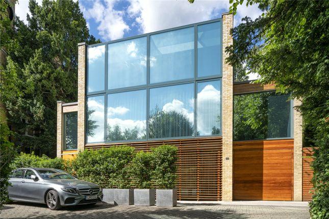 Thumbnail Detached house for sale in Redington Road, Hampstead, London