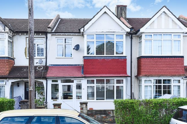 Thumbnail Terraced house for sale in Litchfield Road, Sutton