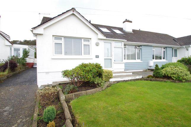 Thumbnail Semi-detached bungalow for sale in Pixie Lane, Braunton