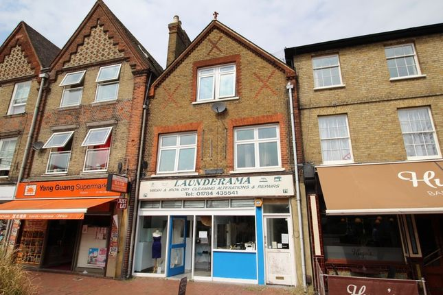 Studio to rent in High Street, Egham