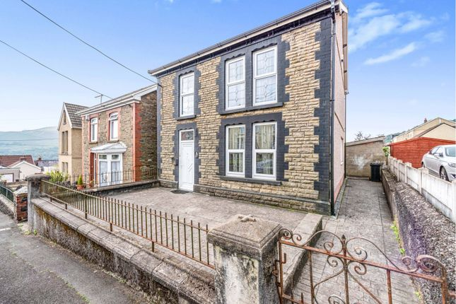 Thumbnail Detached house for sale in Alltygrug Road, Swansea