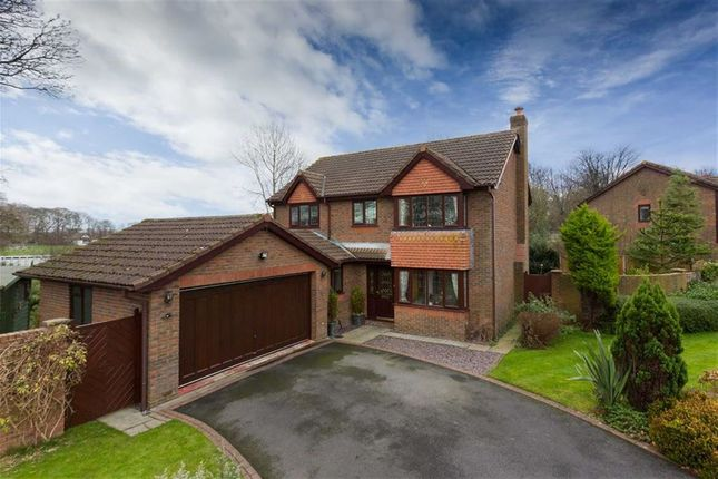 Thumbnail Detached house for sale in Foxwood Drive, Kirkham, Preston