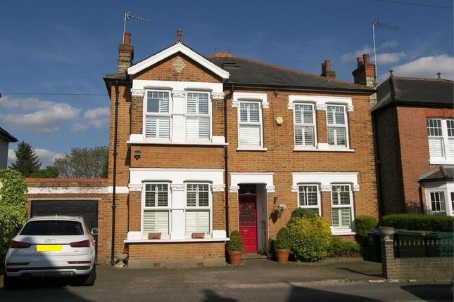 4 bed detached house for sale in Hadley Road, New Barnet