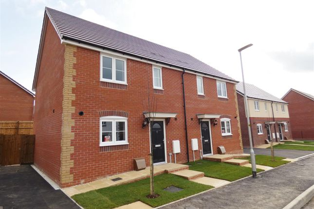 Thumbnail Semi-detached house for sale in Oxford Road, Calne