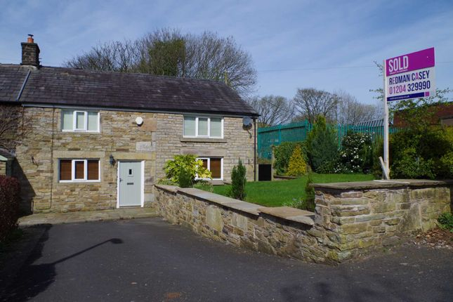 3 bed cottage for sale in Bridge Street, Horwich, Bolton