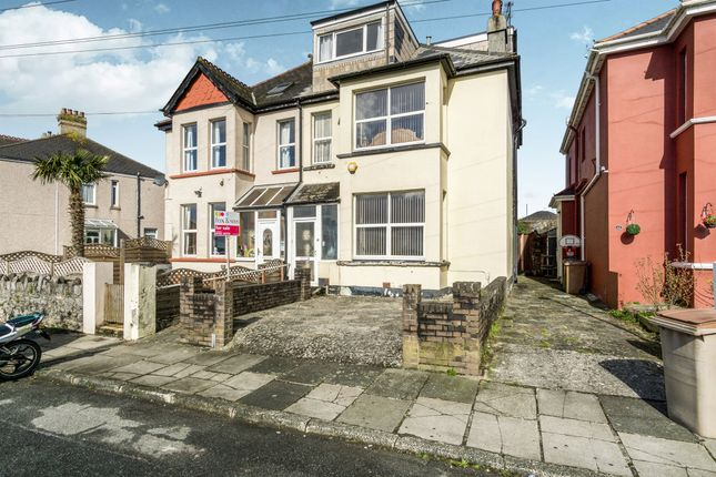 Thumbnail Semi-detached house for sale in Chard Road, Higher St Budeaux, Plymouth