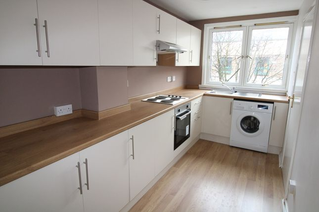 Thumbnail 2 bedroom flat to rent in La Porte Precinct, Grangemouth