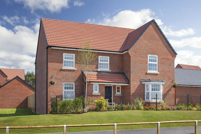 "Thumbnail Detached house for sale in ""Manning"" at Poppyfields Way, Brackley"