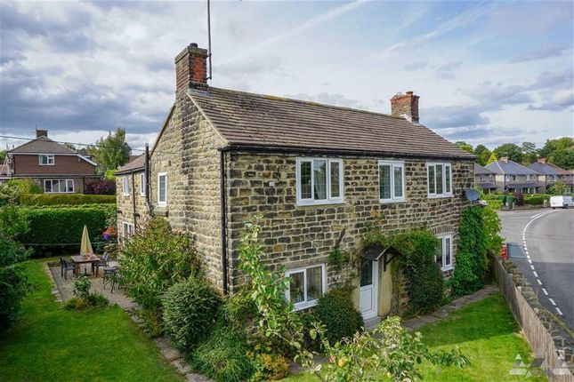 Thumbnail Cottage for sale in Holymoor Road, Holymoorside, Chesterfield, Derbyshire