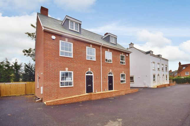 Thumbnail Town house for sale in Winchester Road, Basingstoke