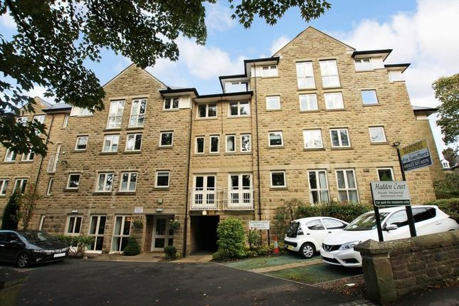 Thumbnail Flat for sale in Haddon Court, Buxton