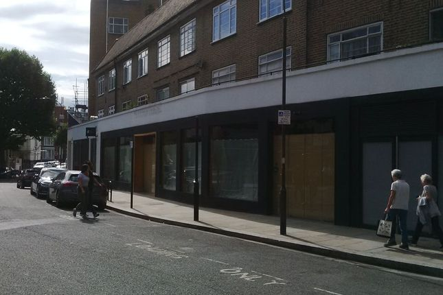 Thumbnail Retail premises to let in Effie Road, Fulham