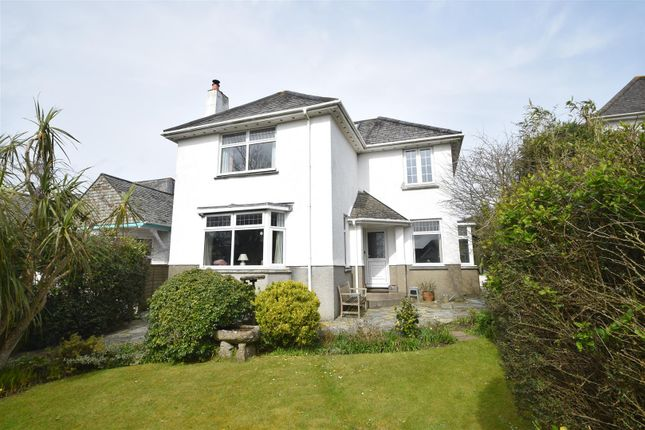 Thumbnail Detached house for sale in Western Terrace, Falmouth