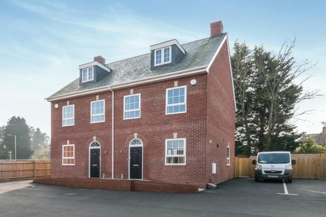Thumbnail Semi-detached house for sale in Winchester Road, Basingstoke, Hampshire