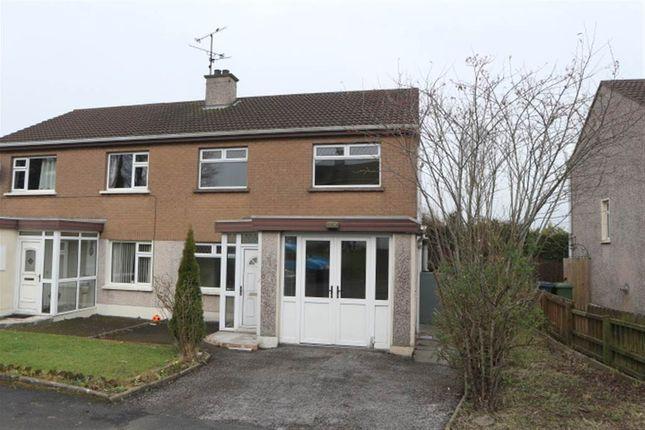 Thumbnail Semi-detached house for sale in 4, Glebe Park, Enniskillen