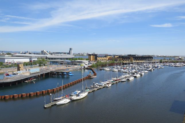 Thumbnail Flat for sale in Pierhead View, Penarth
