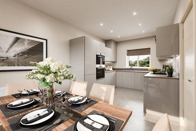 Kitchen CGI of Finchwood Park, Sheerlands Road, Finchampstead RG40