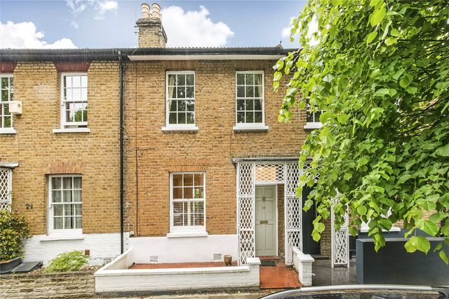 Exterior of Sutherland Road, Chiswick, London W4