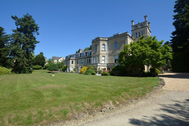 Thumbnail Flat for sale in The Elms, Weston Park West, Bath