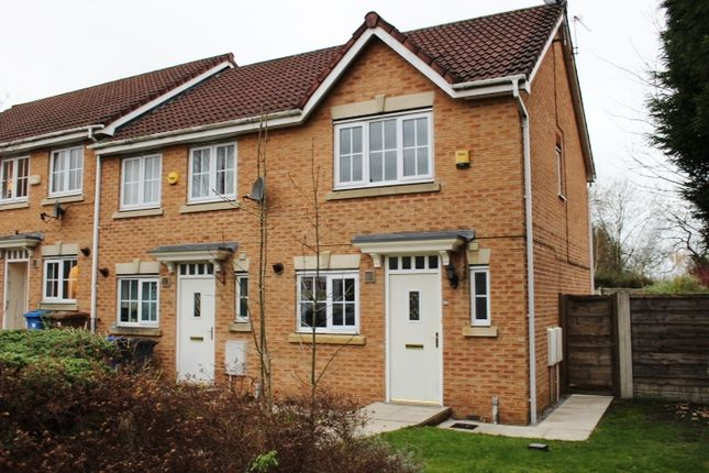 Thumbnail End terrace house for sale in Brookhey, Hyde, Cheshire