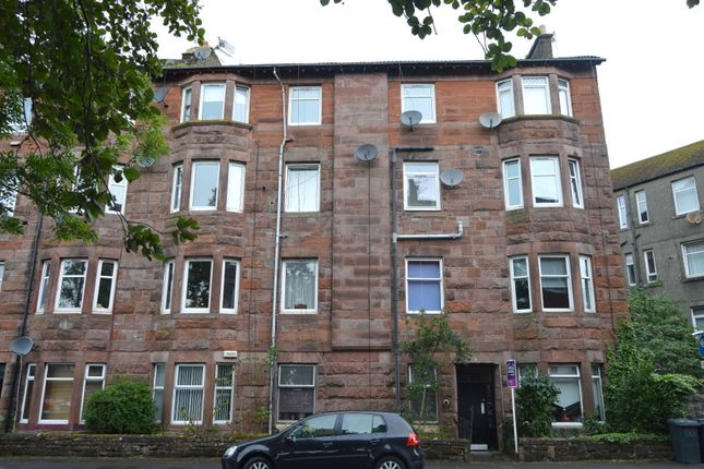 1 bed flat for sale in Meadowbank Street, Dumbarton, West Dunbartonshire G82