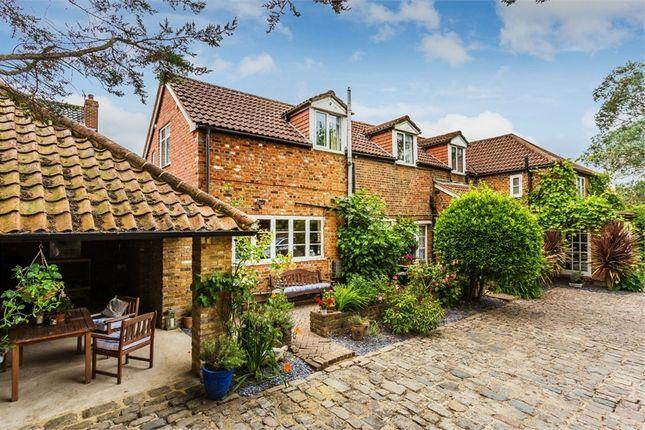 Thumbnail Cottage for sale in Squires Bridge Road, Shepperton, Surrey