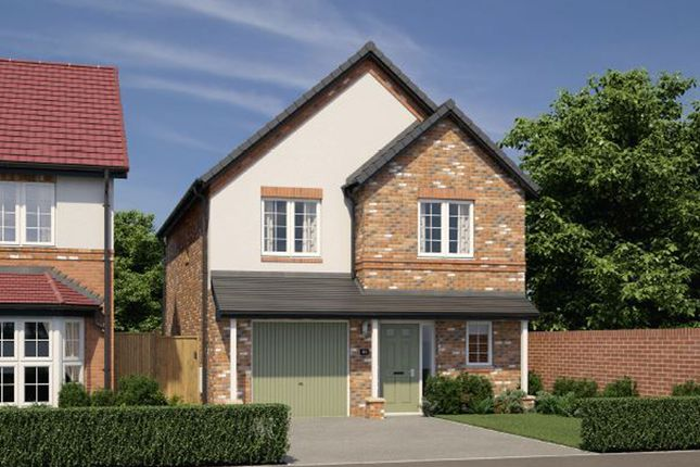 "Thumbnail Detached house for sale in ""The Ashbury"" at Chilton, Ferryhill"