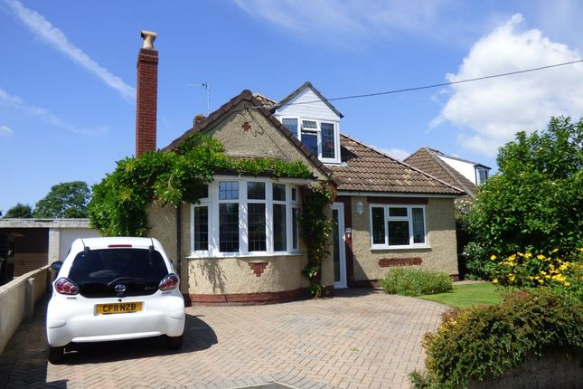 Thumbnail Detached bungalow for sale in Frampton End Road, Frampton Cotterell, Bristol