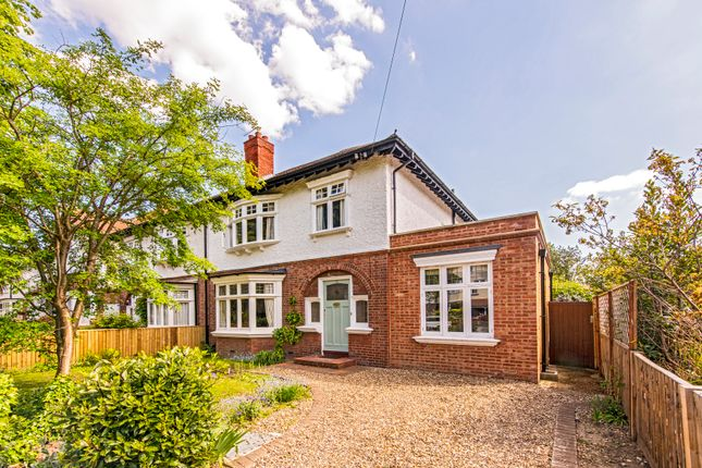 Thumbnail Semi-detached house to rent in Courtlands Avenue, Hampton