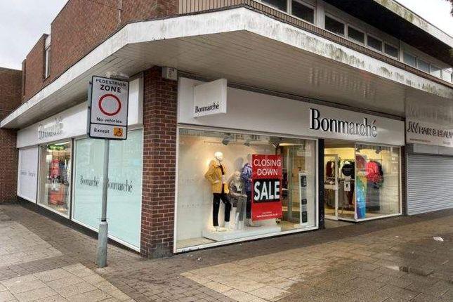 Thumbnail Retail premises to let in 34 High Street, Alfreton, Derbyshire