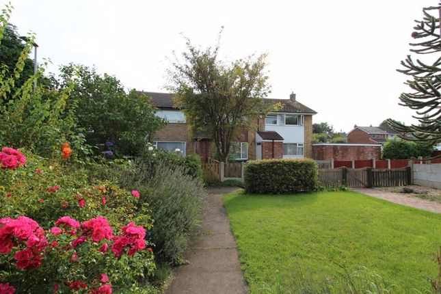 Front Garden of Meadow Walk, Astley, Manchester M29