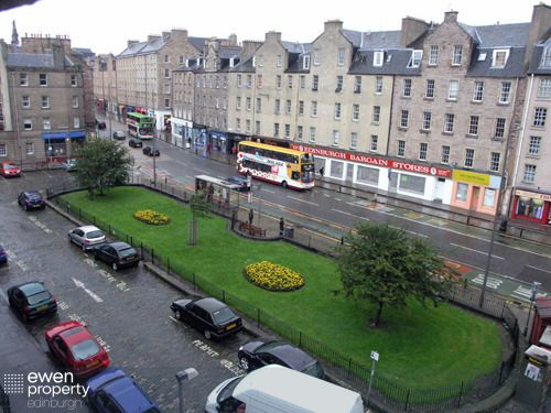 Thumbnail Flat to rent in St Patricks Square, Edinburgh