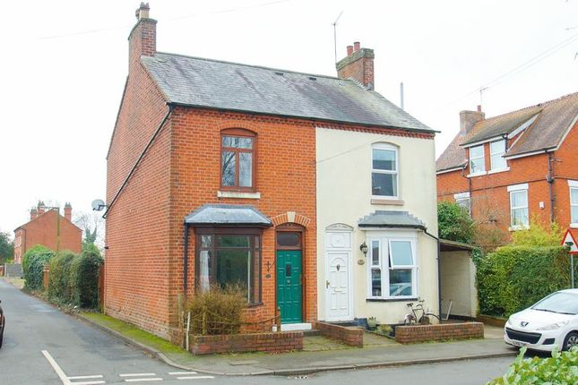 Thumbnail Semi-detached house for sale in Avenue Road, Astwood Bank, Worcestershire