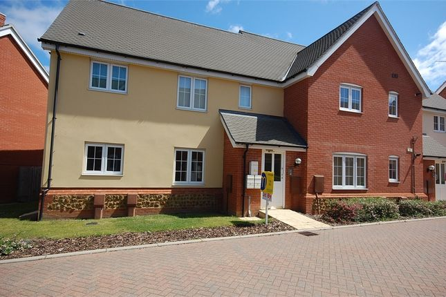 Thumbnail Flat for sale in Tyrrell Crescent, South Wootton, King's Lynn