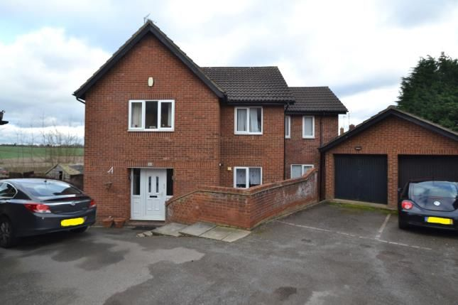 Thumbnail Detached house for sale in Chatsworth Drive, Wellingborough, Northamptonshire
