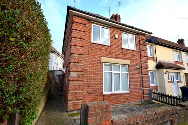 3 bed terraced house for sale in Rothesay Road, Kingsley, Northampton