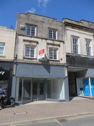 Thumbnail Retail premises to let in Stricklandgate, 8, Kendal