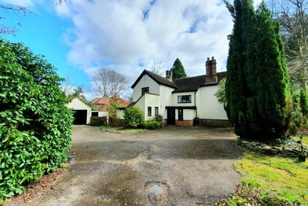 Thumbnail Detached house to rent in Gong Hill Drive, Farnham