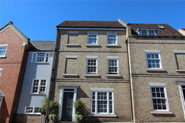 Thumbnail Terraced house for sale in High Street, Saffron Walden, Essex