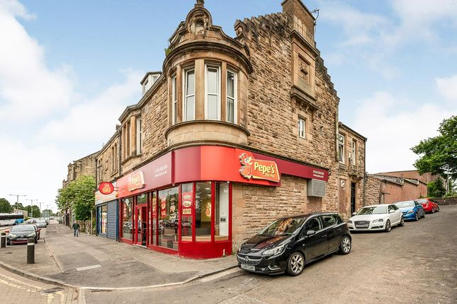 Thumbnail Flat for sale in Glasgow Road, Camelon, Falkirk, Stirlingshire