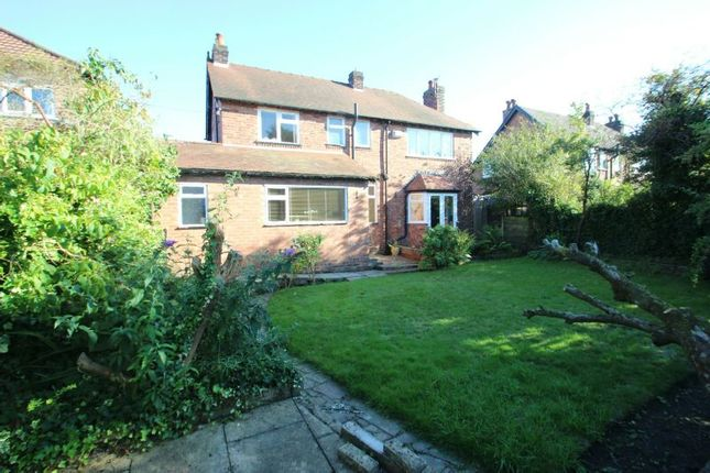 Rear Of Property of Fownhope Avenue, Sale M33