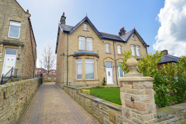 Thumbnail Semi-detached house for sale in Headfield Road, Savile Town, Dewsbury