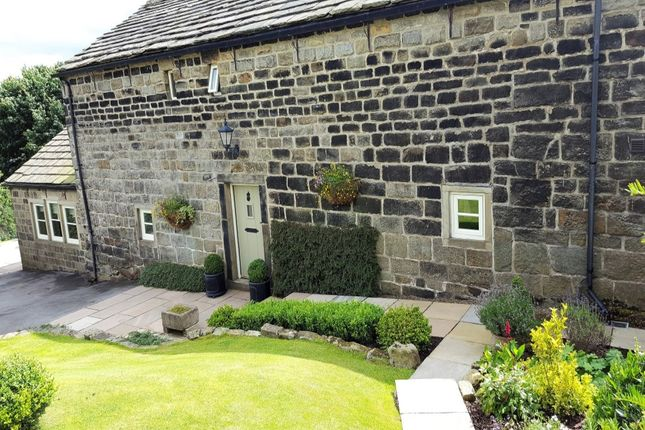 Thumbnail Detached house for sale in Rowan Cottage Sowerby Lane, Luddendenfoot, Halifax
