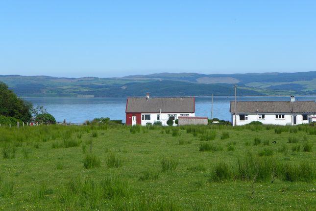Thumbnail Detached bungalow for sale in Auchencairn Inverneil By, Ardrishaig