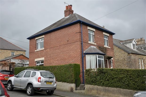 Detached house for sale in Lavengro, Kingsgate, Hexham