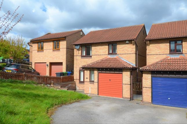 Thumbnail Semi-detached house for sale in The Meadows, Ashgate, Chesterfield