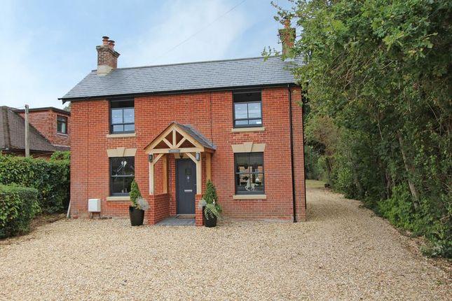 Thumbnail Detached house for sale in Lyndhurst Road, Landford, Salisbury
