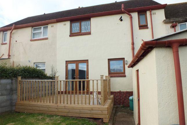 Thumbnail Terraced house for sale in Gelliswick Road, Hakin, Milford Haven